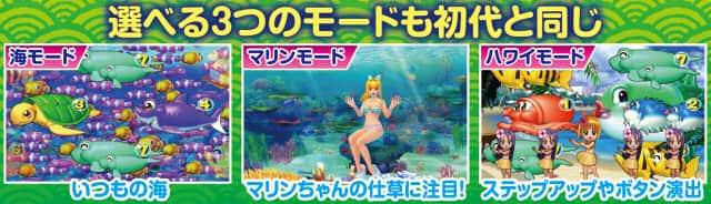 CRスーパー海物語のゲーム性の紹介