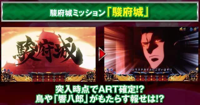 バジリスク~甲賀忍法帖~lllの駿府城!の紹介