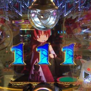 「CRぱちんこ魔法少女まどか☆マギカ」②/実戦データ
