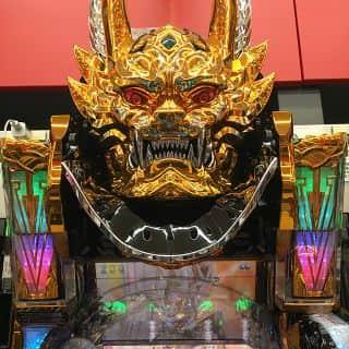 「CR牙狼GOLDSTORM翔」①/実戦記