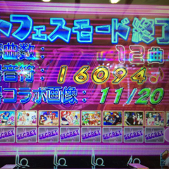 「CR熱響!乙女フェスティバル ファン大感謝祭LIVE」②/実戦データ」