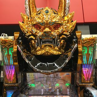 「CR牙狼GOLDSTORM翔」②/実戦データ