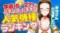 パチ&スロランキング!5/27週【ガブッと!パチNEWS】
