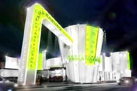 新潟県 パチンコ玉三郎とやの店 新潟市中央区天神尾 外観写真