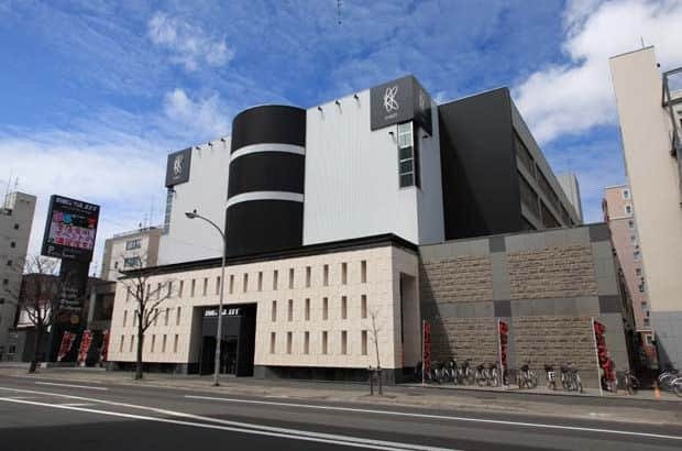 北海道 ビッグスロット北5条店 札幌市中央区北5条西 外観写真