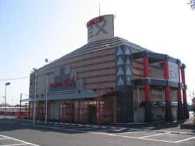 愛知県 パーラーEX 津島市杁前町 外観写真