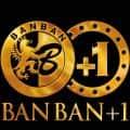 大阪府 BANBAN+1 ゴールド 大阪市都島区東野田町 ロゴ