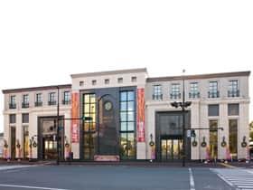 熊本県 コア21健軍店 熊本市東区健軍 外観写真