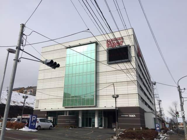 宮城県 パチンコタイガー富谷店 外観写真