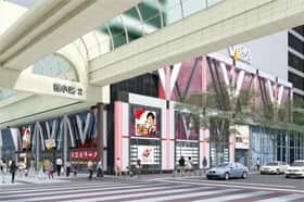 北海道 ベガスベガス狸小路二丁目店 札幌市中央区南2条西 外観写真