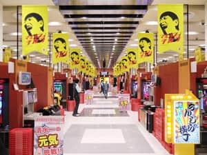 静岡県 マルハン袖師店 静岡市清水区袖師町 画像1