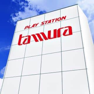 静岡県 プレイステーションタムラ伊東店 伊東市鎌田 外観写真