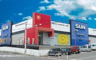 三重県 サン亀山店 亀山市長明寺町 外観写真