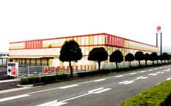 愛媛県 マルハン西条店 西条市下島山甲 外観写真