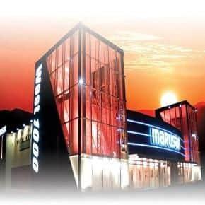 島根県 丸三ツインタワー1000EAST&WEST 松江市東朝日町 外観写真