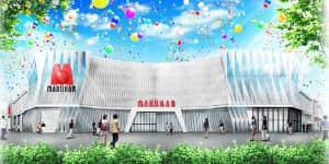 大阪府 マルハン新世界店 大阪市浪速区恵美須東 外観写真