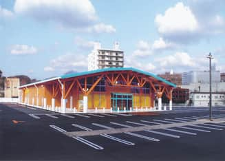 熊本県 ダイナム熊本二本木店 熊本市西区二本木 外観写真