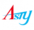 鹿児島県 ASTY与次郎店 鹿児島市 ロゴ