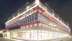 北海道 イーグルウイング伏古店 札幌市東区北34条東 外観写真