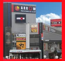 大阪府 ARROW八尾駅前店 八尾市北本町 外観写真