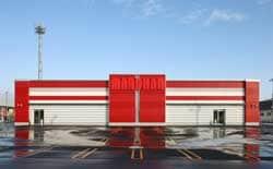 北海道 マルハン柏林台店 帯広市西16条南 外観写真