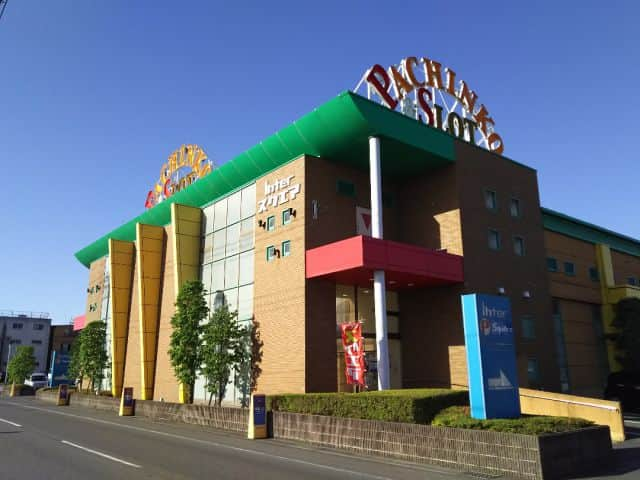 埼玉県 インタースクエア さいたま市岩槻区加倉 外観写真