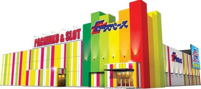 福岡県 イースペース福岡本店 福岡市東区原田 外観写真