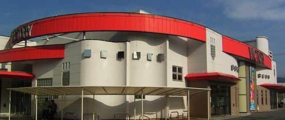 広島県 ビクトリー本店 東広島市西条御条町 外観写真