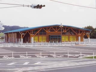 岡山県 ダイナム岡山院庄店 津山市神戸 外観写真