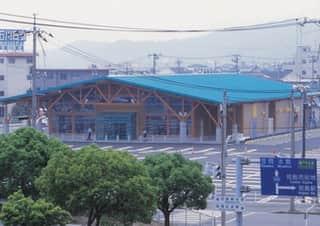 岡山県 ダイナム児島店 倉敷市児島駅前 外観写真