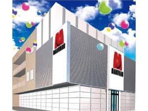 東京都 マルハン小岩スロット館 江戸川区西小岩 外観写真