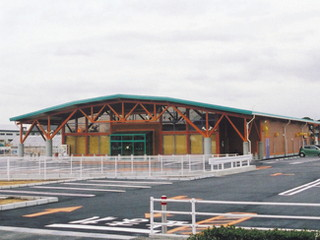 静岡県 ダイナム静岡袋井店 袋井市堀越 外観写真