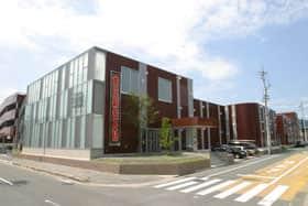 愛知県 チャンピオンタイキ竹島店一号館 蒲郡市八百富町 外観写真