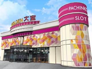北海道 ゴールデン大宝菊水店 札幌市白石区菊水元町3条 外観写真