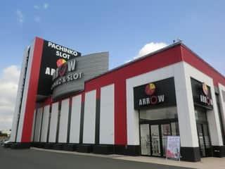 奈良県 ARROW天理店 天理市嘉幡町 外観写真