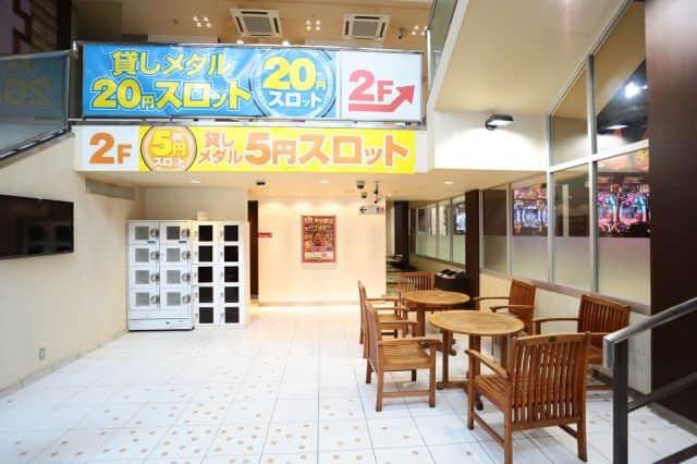 東京都 日の丸パチンコ荻窪店 杉並区上荻 画像3