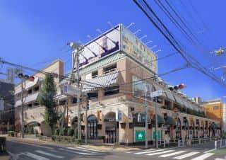 東京都 パラッツォ志村店 板橋区志村 外観写真