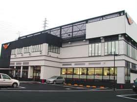 埼玉県 ウイングキャッスル さいたま市西区三橋 外観写真