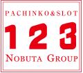 大阪府 123+N大阪本店 大阪市北区兎我野町 ロゴ