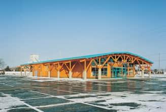 北海道 ダイナム帯広店 帯広市東10条南 外観写真