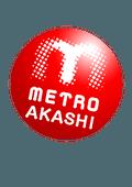 兵庫県 パチンコメトロ 明石市本町 ロゴ