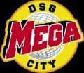 石川県 DSG MEGA CITY 能美市寺井町 ロゴ