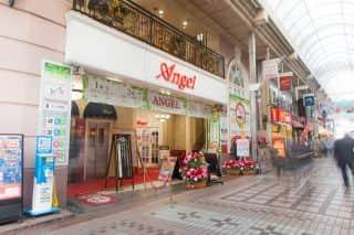 東京都 エンジェル本店 品川区小山 外観写真