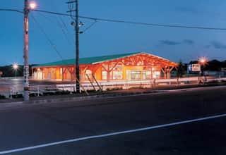 北海道 ダイナム美しが丘店 札幌市清田区美しが丘4条 外観写真