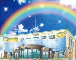 熊本県 つかさ清水店 熊本市北区高平 外観写真