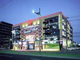 広島県 グランドパレス 広島市南区宇品西 外観写真