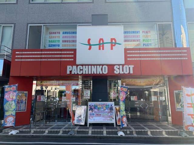 東京都 SAP北野 八王子市打越町 外観写真