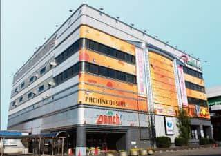 愛知県 大一岩塚店 名古屋市中村区岩塚本通 外観写真