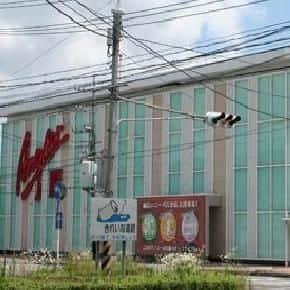 広島県 パーラーアンコールⅢ 東広島市西条土与丸 外観写真