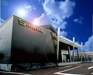 高知県 セントラルスパーク若松店 高知市若松町 外観写真